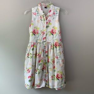 Gap dress- floral